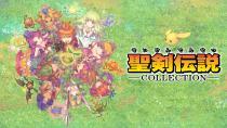 Square Enix зарегистрировала бренд Collection of Mana в Японии