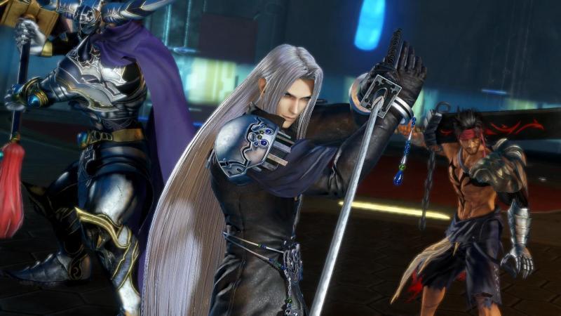 Square Enix выпустит бесплатную версию Dissidia: Final Fantasy NT
