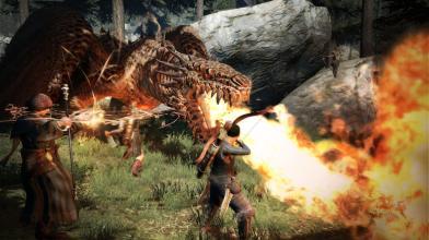 Создатель Dragon's Dogma страстно желает сделать ее сиквел