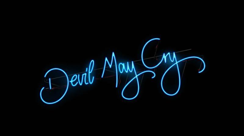 Осторожно! Спойлер! Датамайнеры обнаружили четвертого играбельного персонажа в Devil May Cry 5