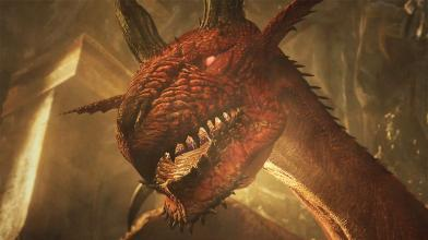Netflix выпустит аниме сериал по Dragon's Dogma