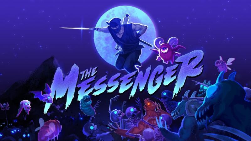 Хардкорный платформер The Messenger в PSN уже на следующей неделе