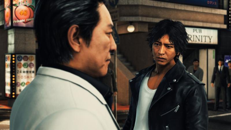 Sega приостановила продажу Judgement в Японии. Судьба западного релиза неизвестна