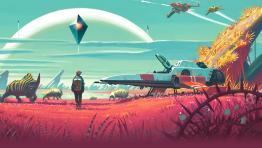 Hello Games анонсировала большое обновление для No Man's Sky