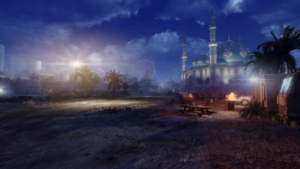 Финал сезона «Арабская ночь» уже в Armored Warfare: Проект Армата