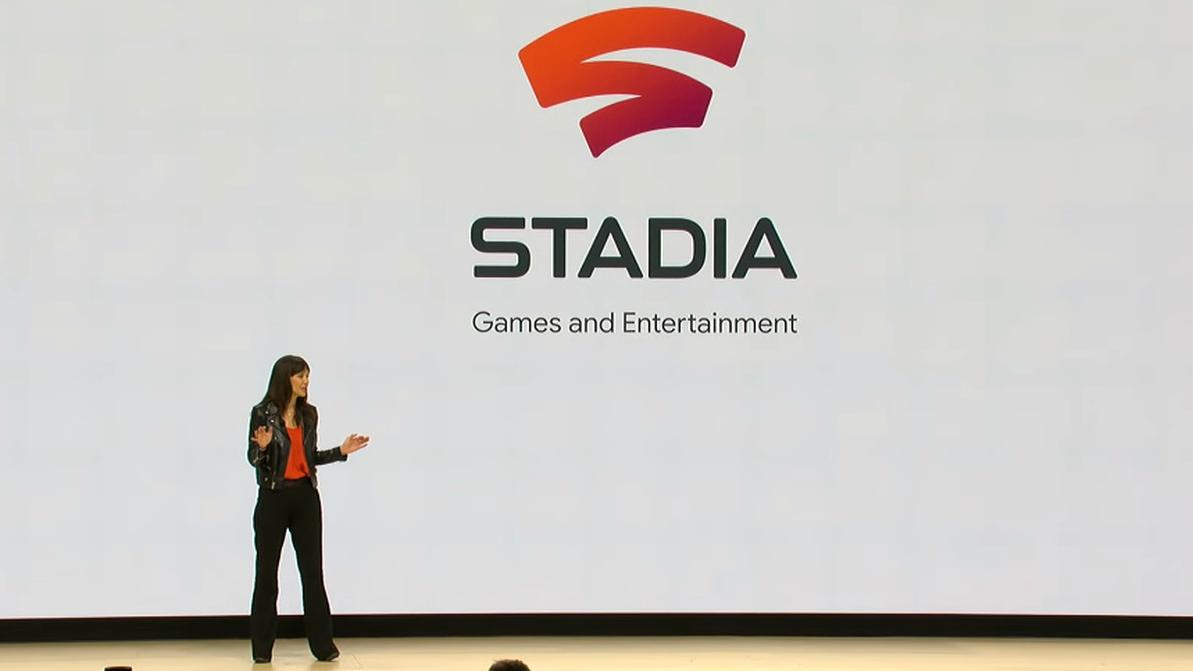Google представила стриминговый видеоигровой сервис Stadia