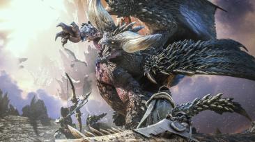 Capcom добавит текстуры высокого разрешения в PC версию Monster Hunter: World