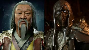 Парочка злодеев возвращается в Mortal Kombat 11