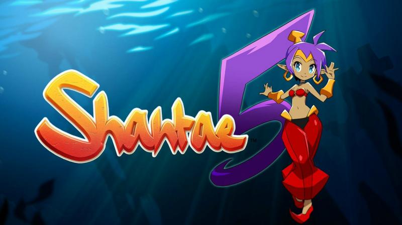Shantae 5 выйдет в этом году