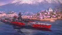 В World of Warships Blitz появились корабли из Azur Lane