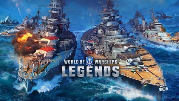 В PSN открылись предзаказы на специальные издания World of Warships: Legends