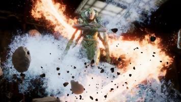 Game Informer опубликовал эксклюзивный трейлер, представляющий нового персонажа MK11