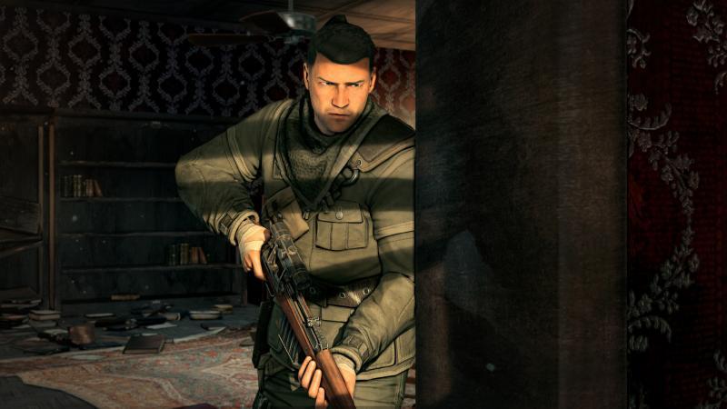 Ремастер Sniper Elite V2 выйдет в мае