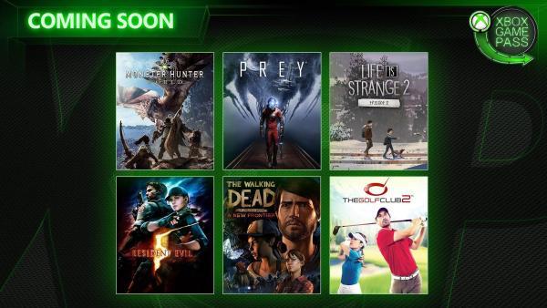 Апрельское пополнение каталога XBOX Game Pass