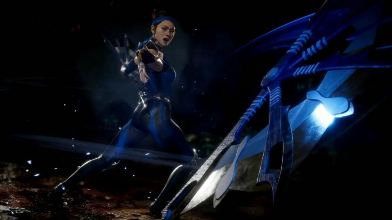 NetherRealms официально представила принцессу Китану