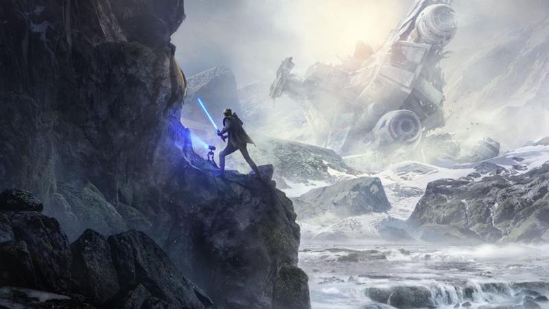 Respawn Entertainment обнародовала трейлер Star Wars: Jedi Fallen Order