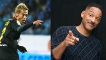 Что общего у звезды японского футбола и звезды Голливуда?