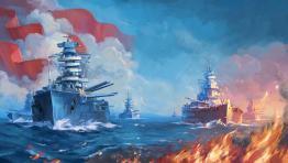 В World of Warships стала доступна ветка советских линкоров