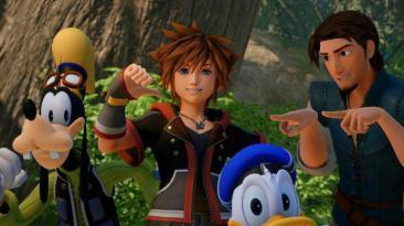 Kingdom Hearts III получит премиальный дополнительный контент