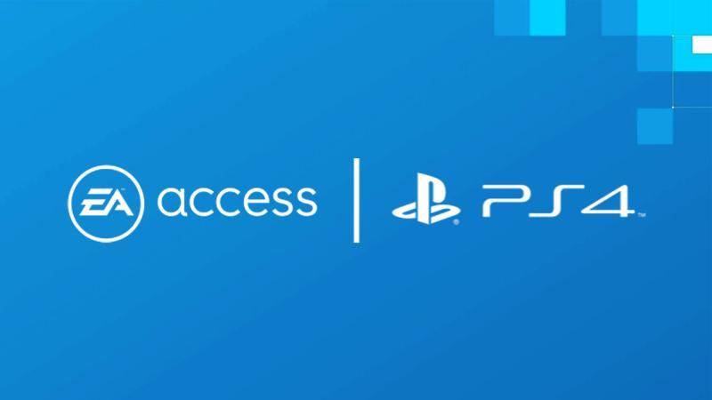 Сервис EA Access станет доступен в Playstation Network