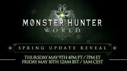 10 мая Capcom проведет трансляцию, посвященную Monster Hunter: World