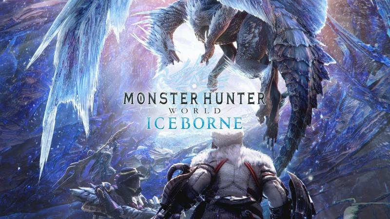 Capcom представила Monster Hunter: World Iceborne