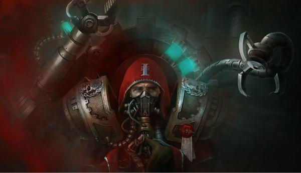 Новое дполнение для Warhammer 40,000: Inquisitor - Martyr выйдет в конце мая