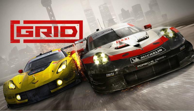 Codemasters анонсировала новую GRID