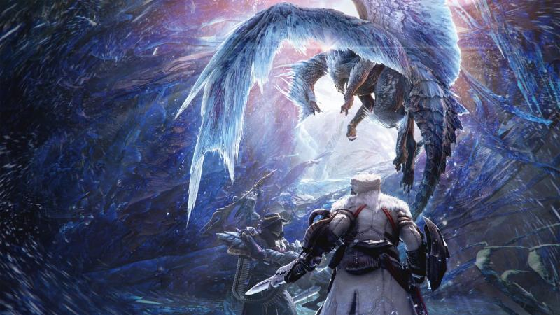 Новый трейлер Monster Hunter: World демонстрирует заснеженные просторы дополнения Iceborne