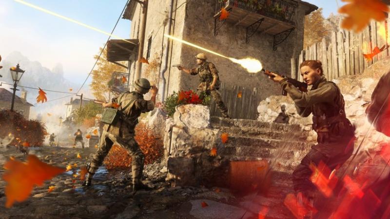 """Вышел трейлер Battlefield 5, посвященный Главе 4: """"Вопреки всему"""""""