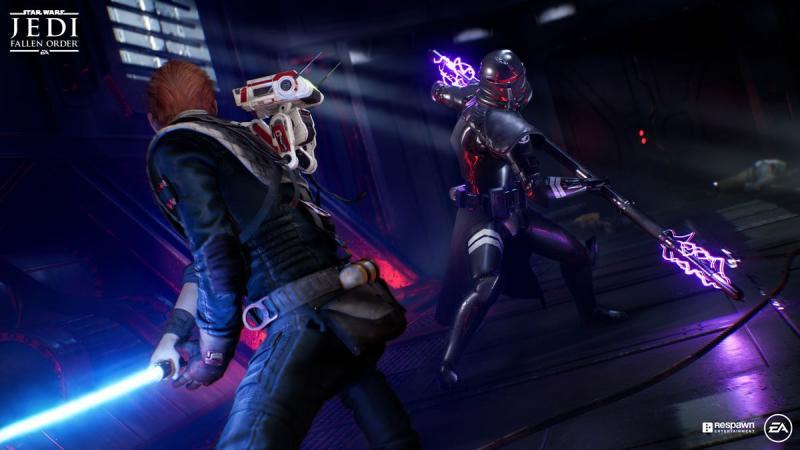 Состоялась премьера геймплея Star Wars Jedi: Fallen Order