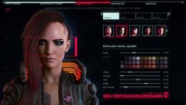 CD Projekt Red предоставил более подробную информацию о редакторе персонажей в Cyberpunk 2077