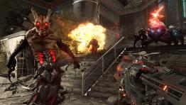 """Doom Eternal's Souls-style invasions - новый режим для """"мастеров"""" игры"""