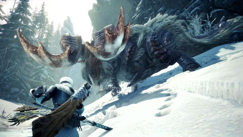 Объявлены даты бета-теста Monster Hunter World: Iceborne