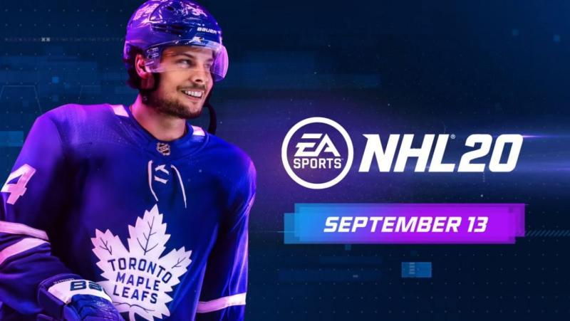 Анонс NHL 20 - королевская битва на льду?