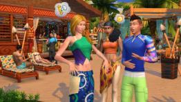"""The Sims 4: Island Living - """"райский остров"""" для отдыха и новых знакомств"""