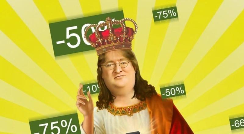 Распродажа Steam Summer Sale 2019 может начаться через несколько часов