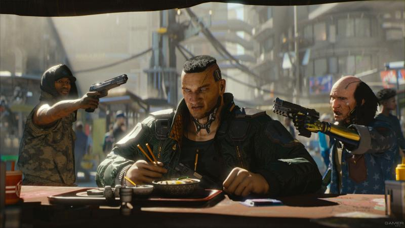 В Cyberpunk 2077 не будет системы морали, влияющей на концовки