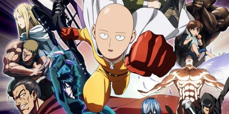 Анонс One Punch Man: A Hero Nobody Knows