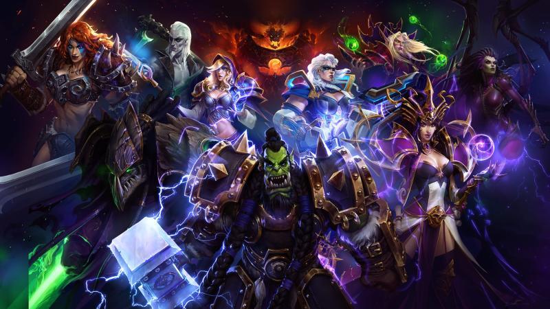 Экс-президент Blizzard назвал причину провала Heroes of the Storm