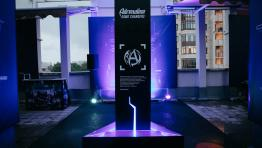 AR-монумент посвященный геймерам