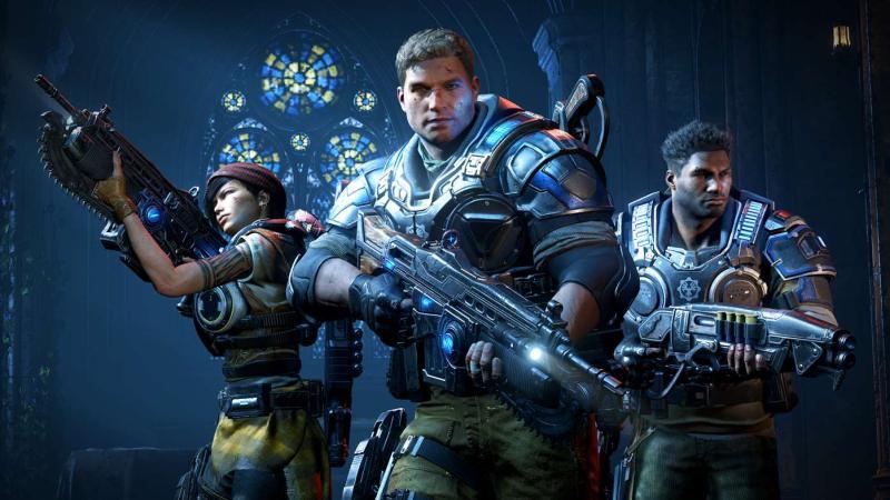 Техническое тестирование мультиплеерного режима Gears of War 5 начнется 19 июля