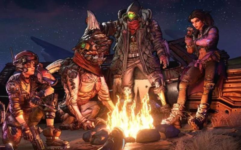 У Borderlands 3, судя по всему, будут отменный кооператив и крутые стримы