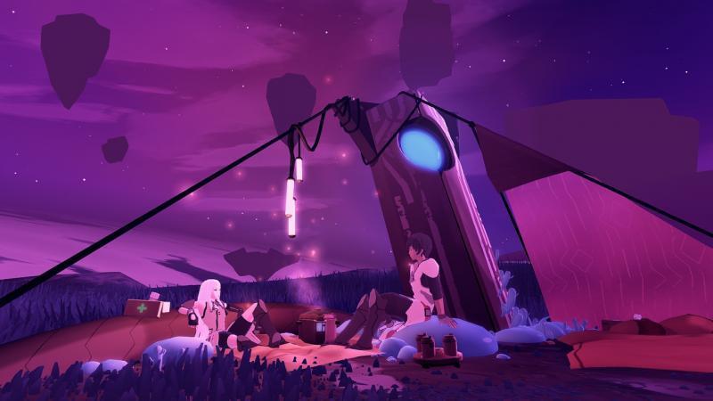 Haven - первый игровой трейлер новой RPG от The Game Bakers