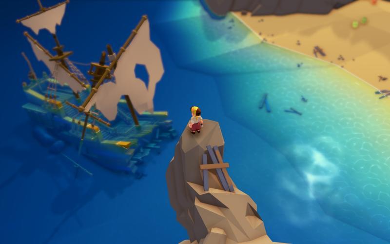 Ферма, паруса и сокровища - новая игра Stranded Sails: Explorers of the Cursed Islands выйдет в октябре 2019 года