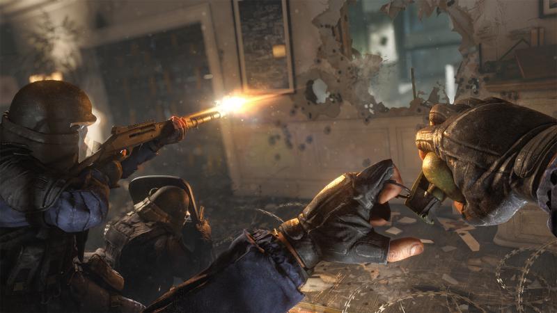 Участников спам-атак во время матчей в Rainbow Six Siege ожидают баны