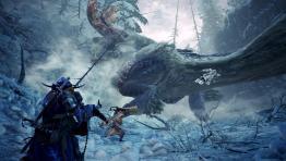 """Monster Hunter World: Iceborne - подробности об игре в новом трейлере и """"дневниках разработчика"""""""