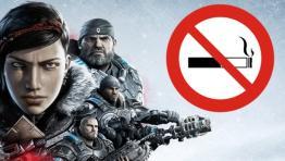 Gears 5 запрещает сигареты в игре