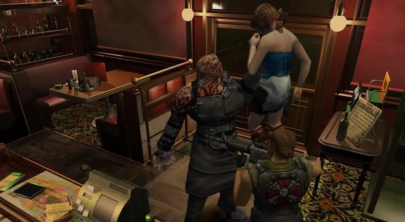 Вышел HD-мод для Resident Evil 3, улучшающий ролики, задники и 3D-модели