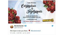 """Borderlands 3 приглашает игроков на """"Праздник Единения"""" 16 июля"""